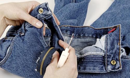 Предлагаем срочный ремонт джинсовых изделий, заказать ремонт джинсовых изделий или джинсов - фото 1