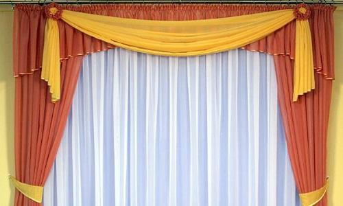 Предлагаем срочный пошив штор и занавесок, заказать пошив штор или занавески - фото 1