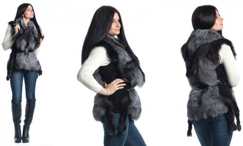 Предлагаем: срочный пошив меховых жилетов в Минске, заказать пошив меховых жилетов - фото 1